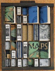 Elizabeth Shorrock - Maps