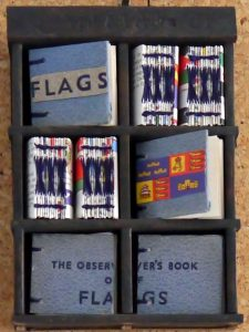 Elizabeth Shorrock - Observer Book of Flags