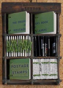 Elizabeth Shorrock - Observer Book of Postage Stamps