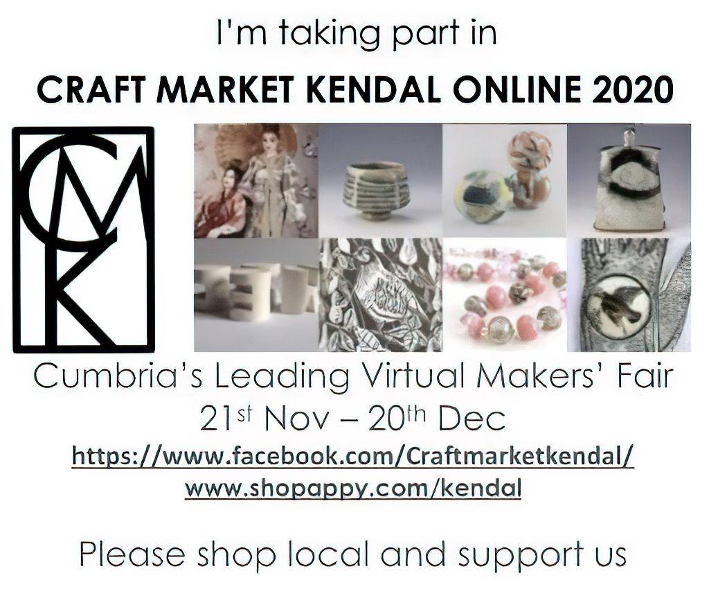 Craft Market Kendal online