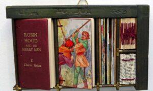 Elizabeth Shorrock artist - Robin Hood and his Merry Men