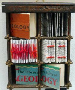 Elizabeth Shorrock artist - The Observer Book of Geology