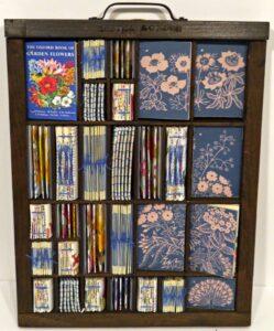 Elizabeth Shorrock artist - The Oxford Book of Garden Flowers